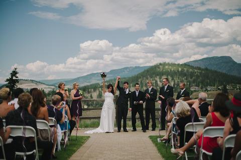 Unique Vancouver And Kelowna Wedding Venues Ceremony