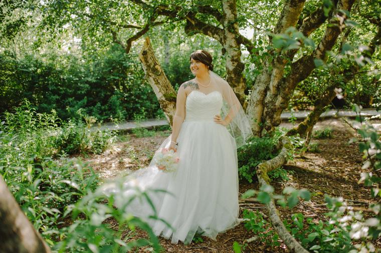 Richmond Nature Park Bride Portrait Vancouver And Destination Wedding Photographer Mathias
