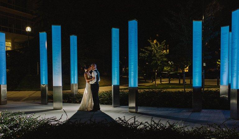 unique ubc alumni centre wedding