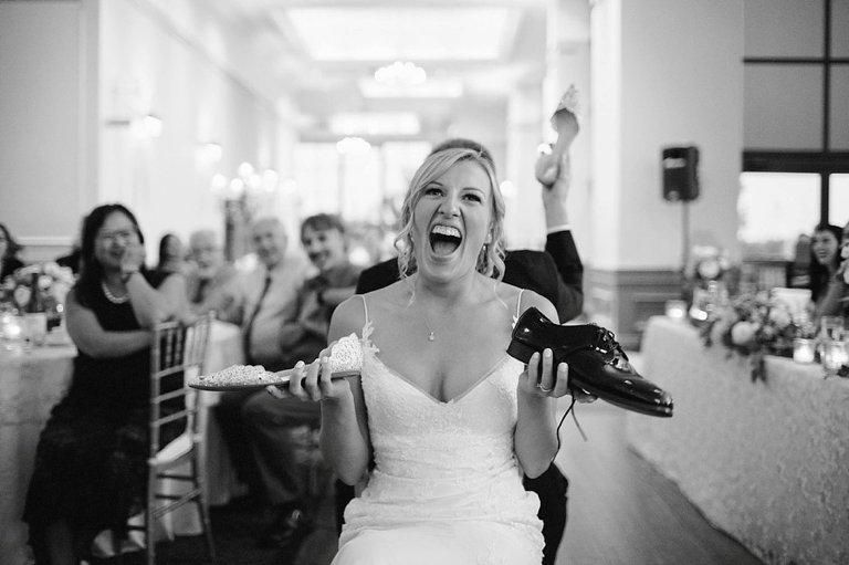 swaneset wedding reception