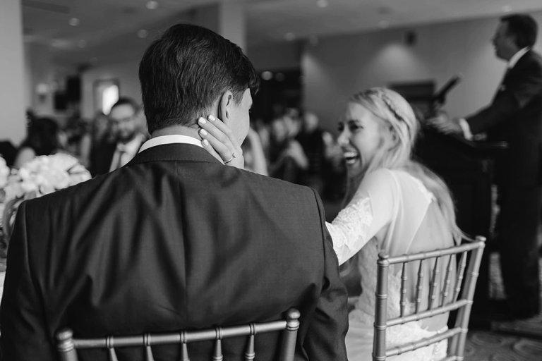 hotel vancouver wedding reception