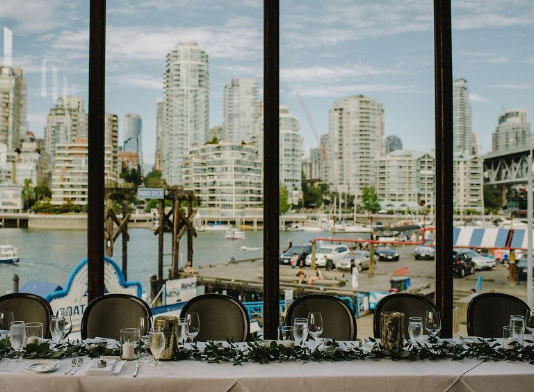 bridges restaurant wedding