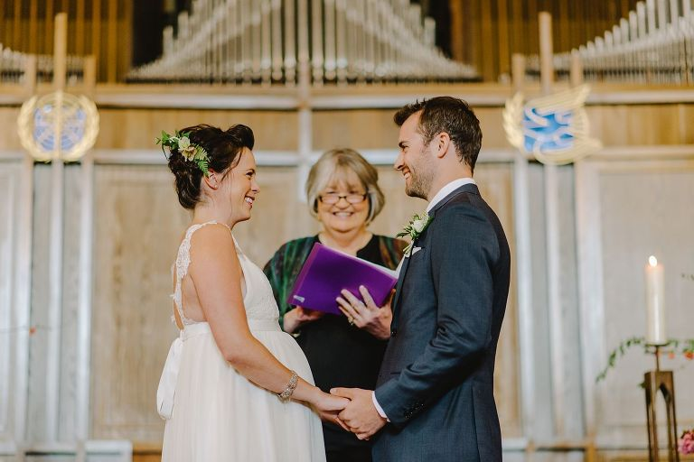 heritage church wedding in vancouver