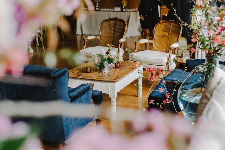 granville island wedding decor