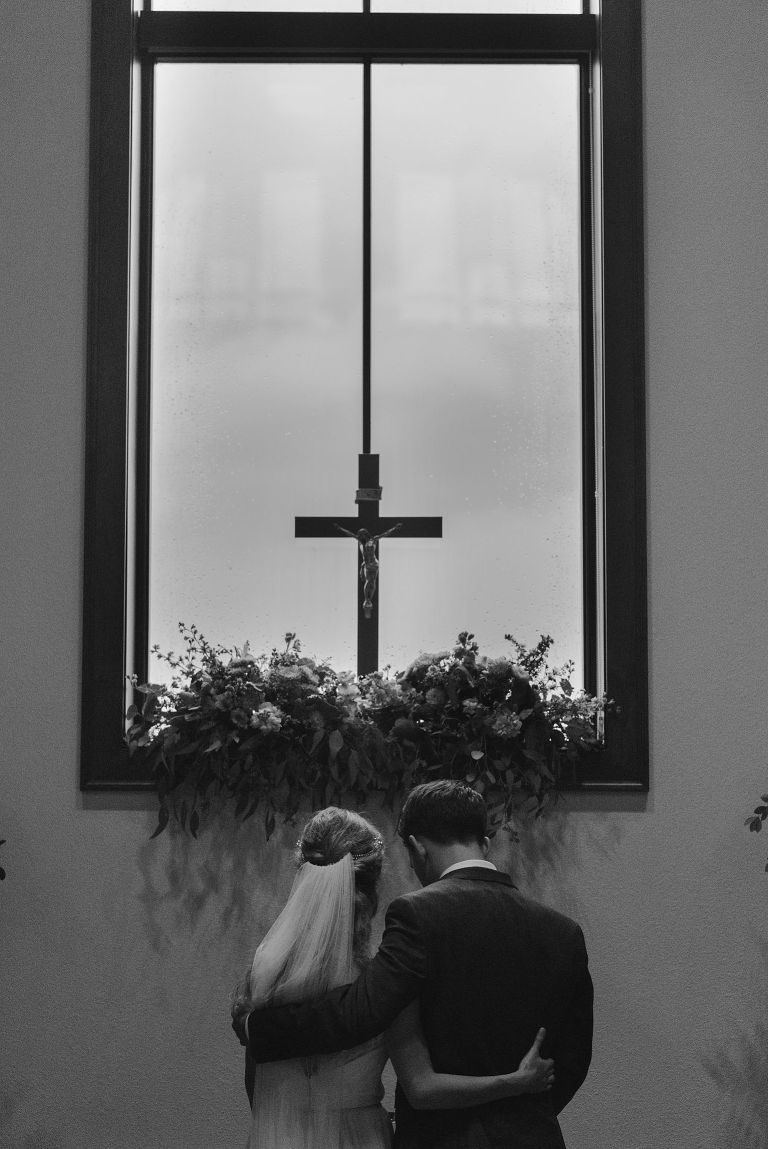 dousman st mary church wedding