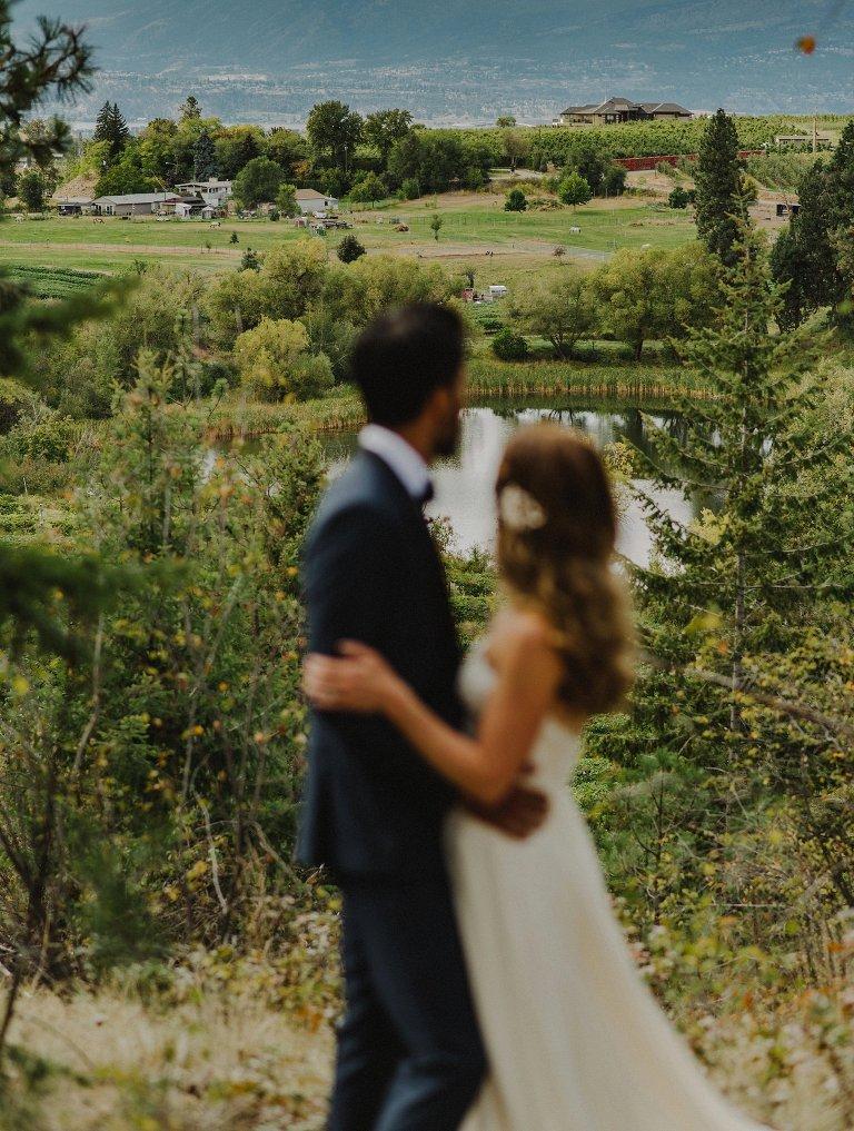 unique kelowna wedding location