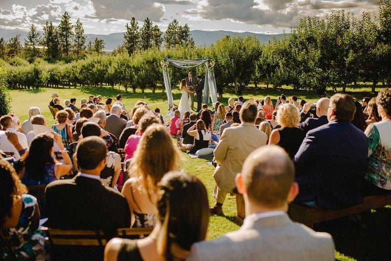 unique outdoor wedding venue in kelowna