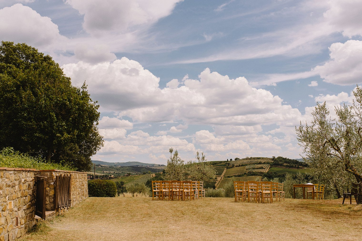 Greve in Chianti Wedding Photographer