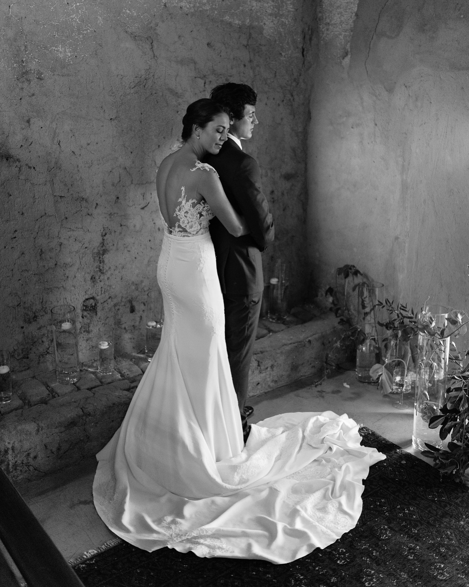 Diamant Estate Wedding // Angela + Tyghe