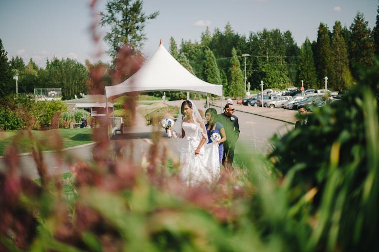redwoods golf course wedding