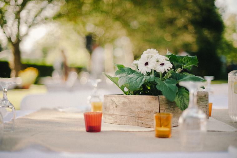 backyard wedding photography