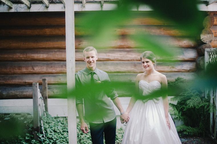 fort langley weddings