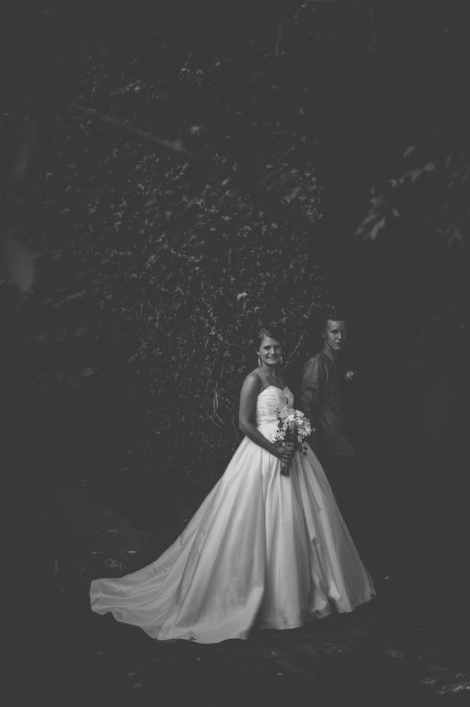 fort langley hall wedding