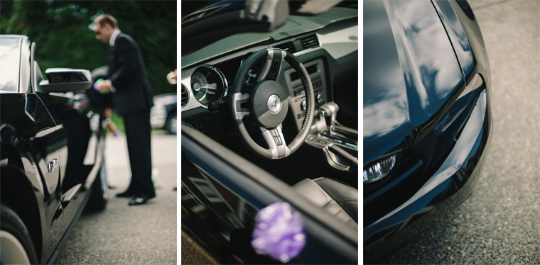 vancouver wedding car rental
