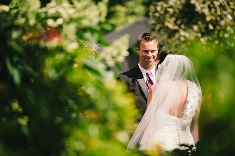 bear creek park wedding ceremony
