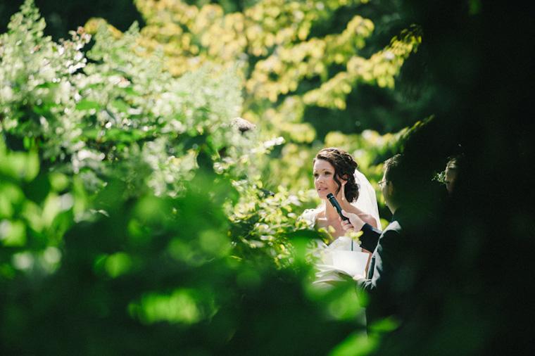 vancouver public park wedding ceremony