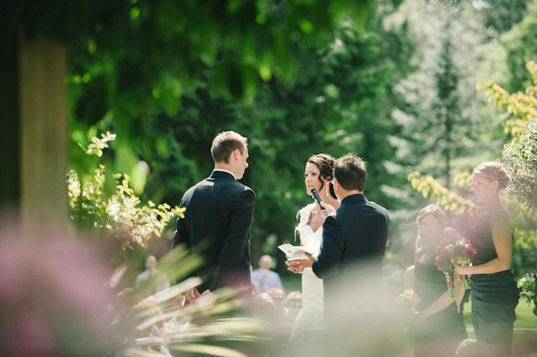surrey public park wedding