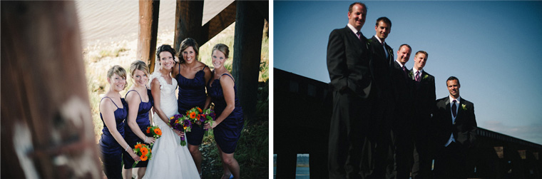 vancouver industrial park wedding pictures