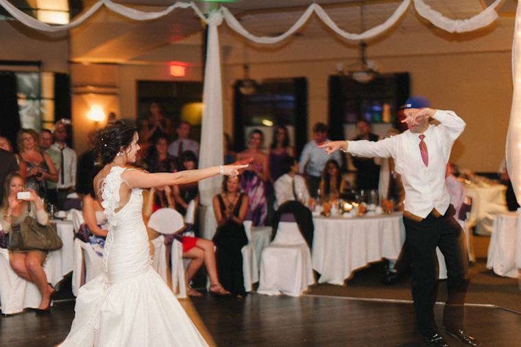 unique vancouver wedding first dance