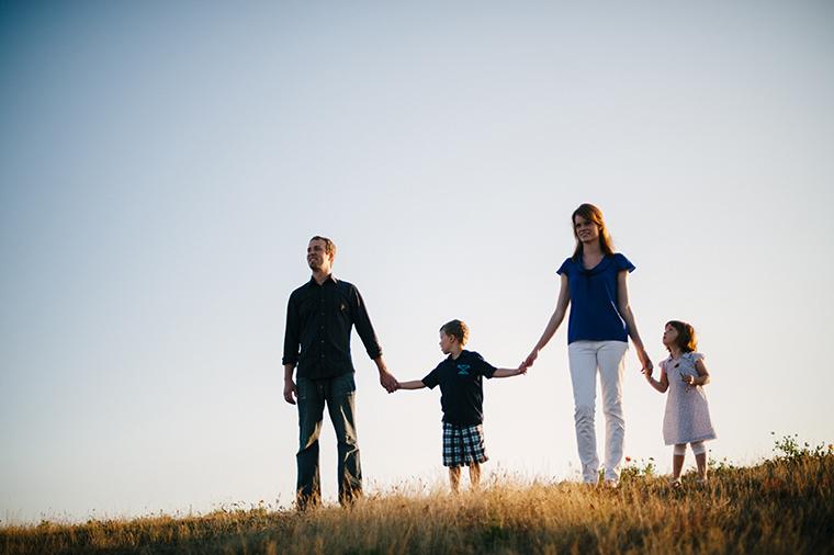 Unique Vancouver Family Portraits