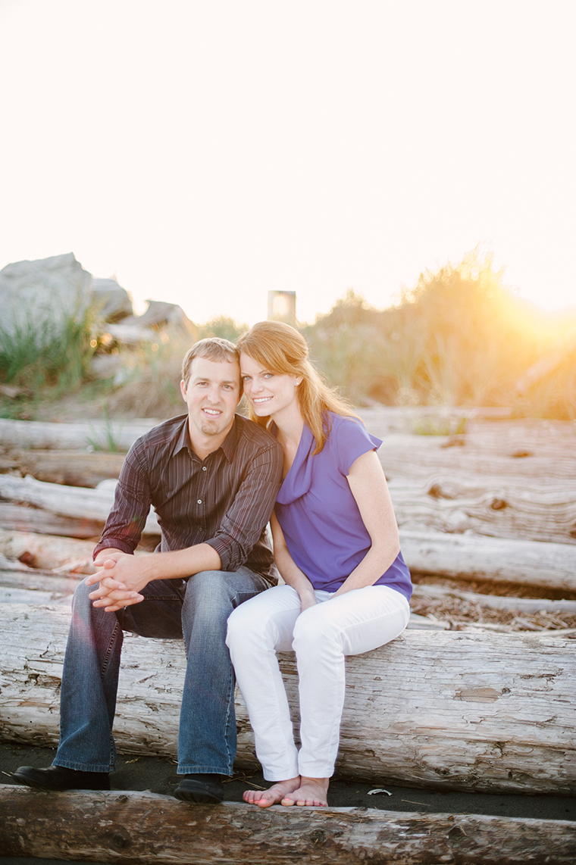 Vancouver Beach Family Portraits