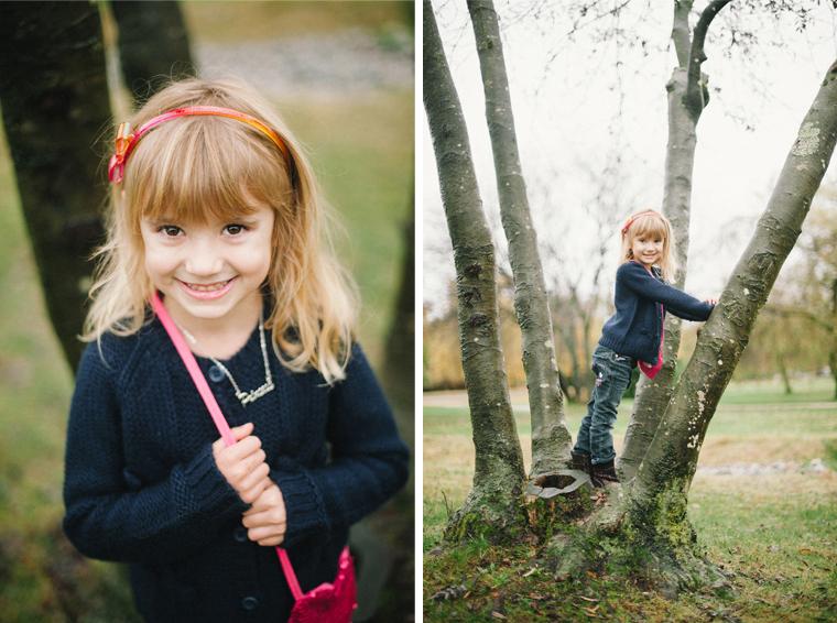 Unique vancouver child portrait photographer