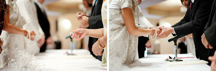 indian wedding traditions at vancouver ceremony