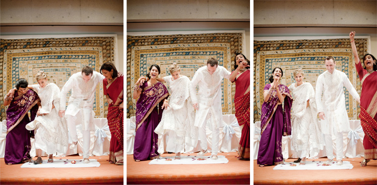 indian wedding traditions at vancouver temple