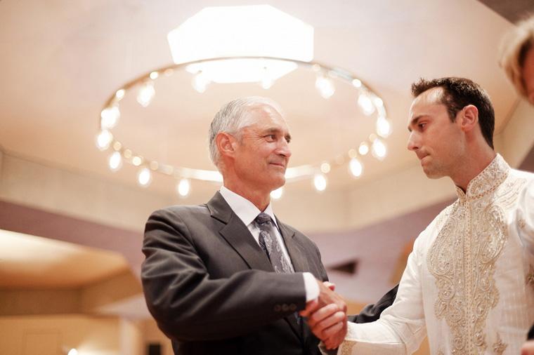 vancouver ismaili center wedding