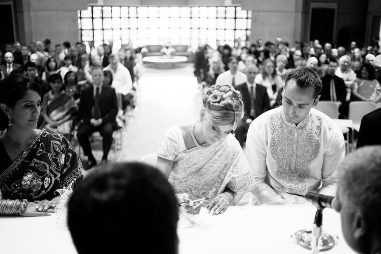 unique temple wedding ceremony vancouver