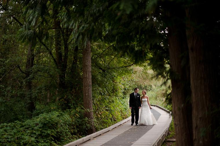 deer lake park wedding photos