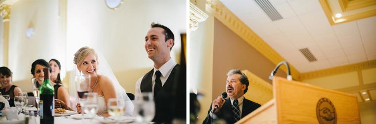 Roma Hall Wedding Reception