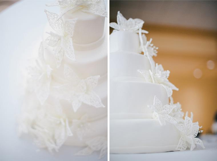 unique vancouver wedding cake