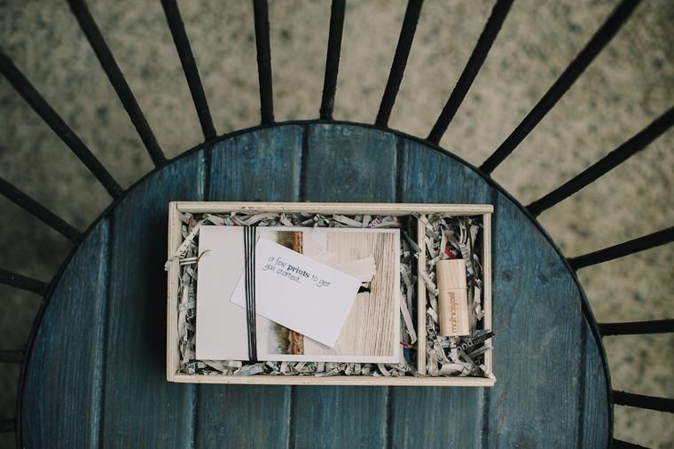unique client proof box packaging