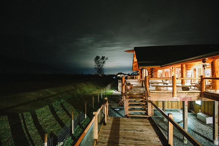 Rustic Vancouver Wedding Venue