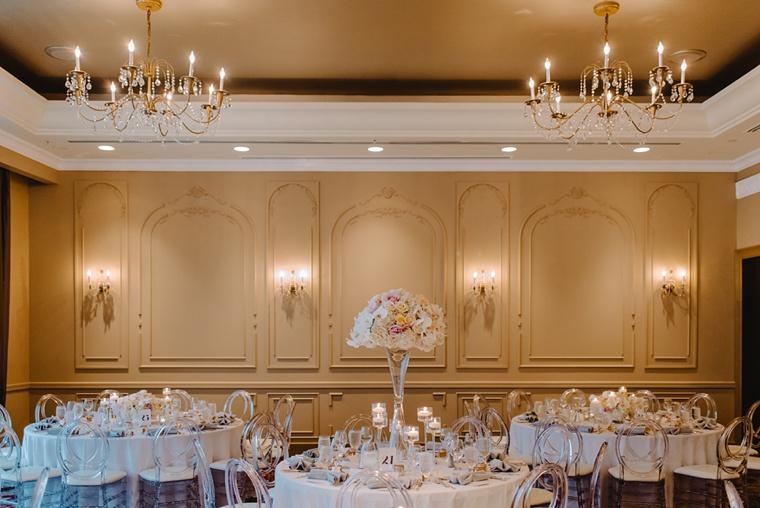 best vancouver hotel ballroom