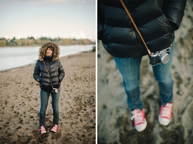vancouver beach portraits