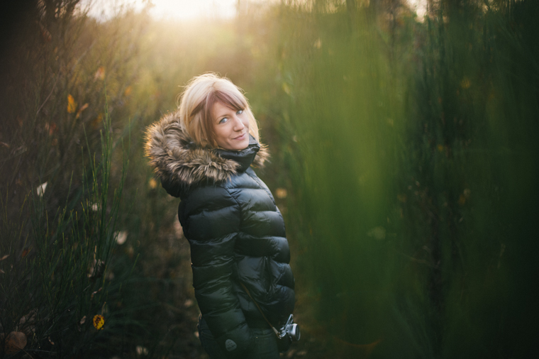vancouver beach and forest portraits