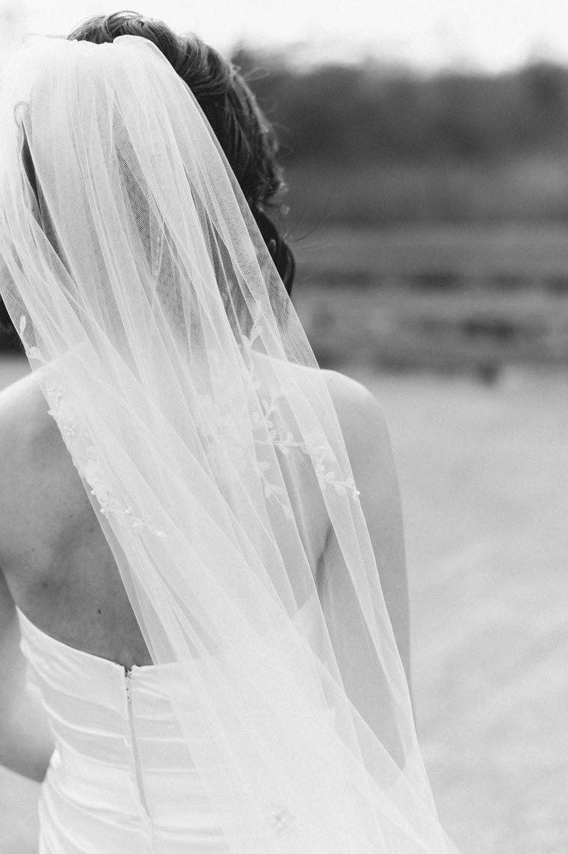 Beautiful Vancouver bridal portrait