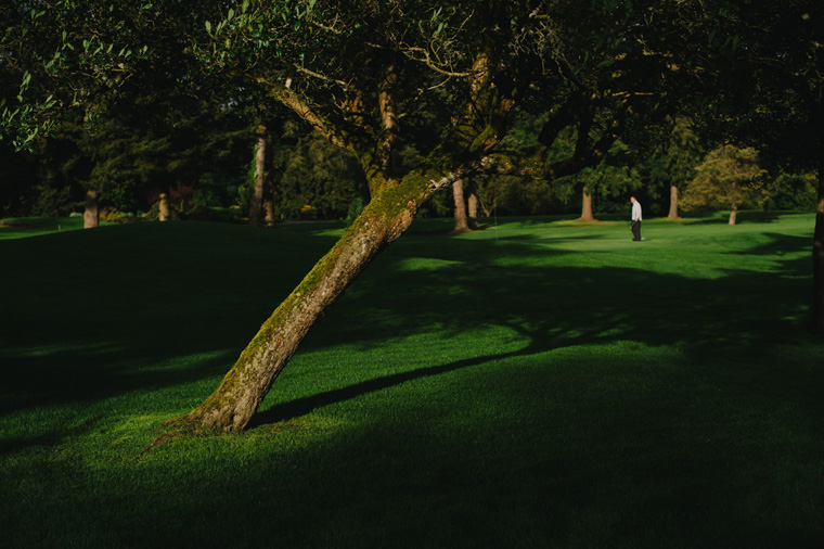 best vancouver golf course photographer