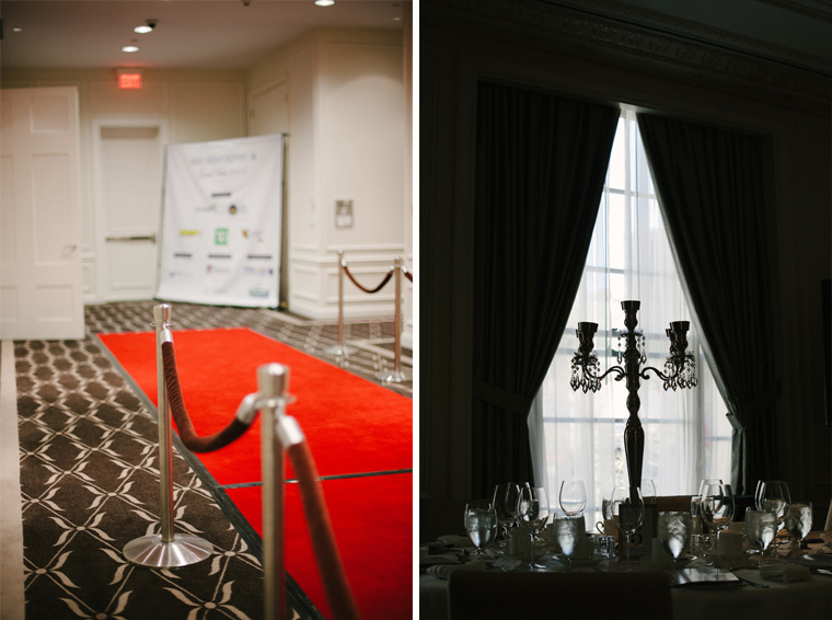 Rosewood Hotel Vancouver Event Venue