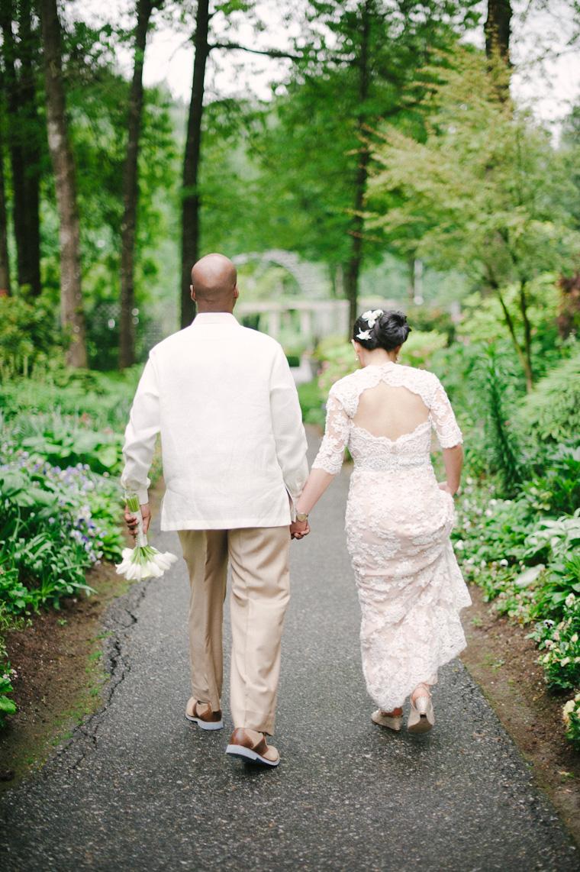 minter gardens wedding