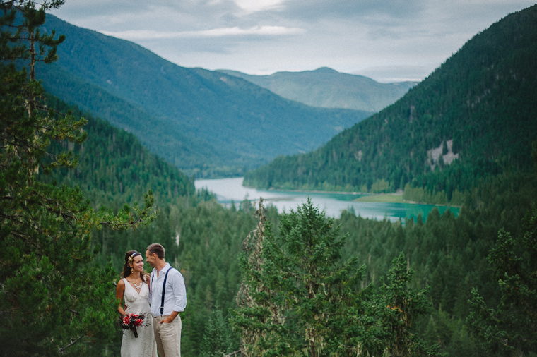 Vancouver Rustic Wedding Pictures