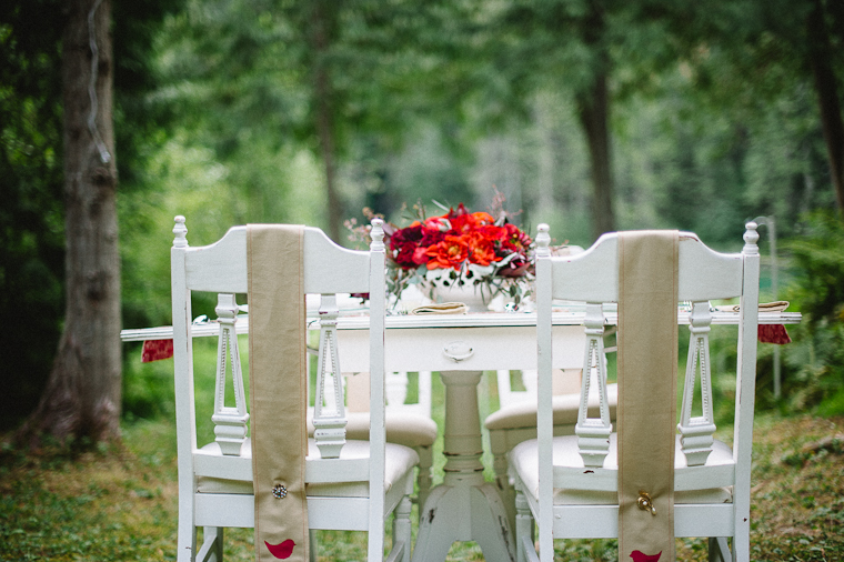 Rustic Elegant Wedding Decor