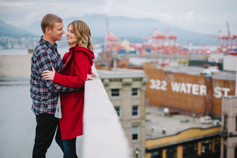 Urban Vancouver Portraits