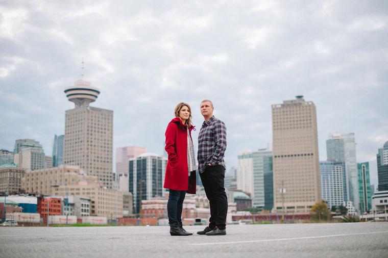 Vancouver Skyline Portraits