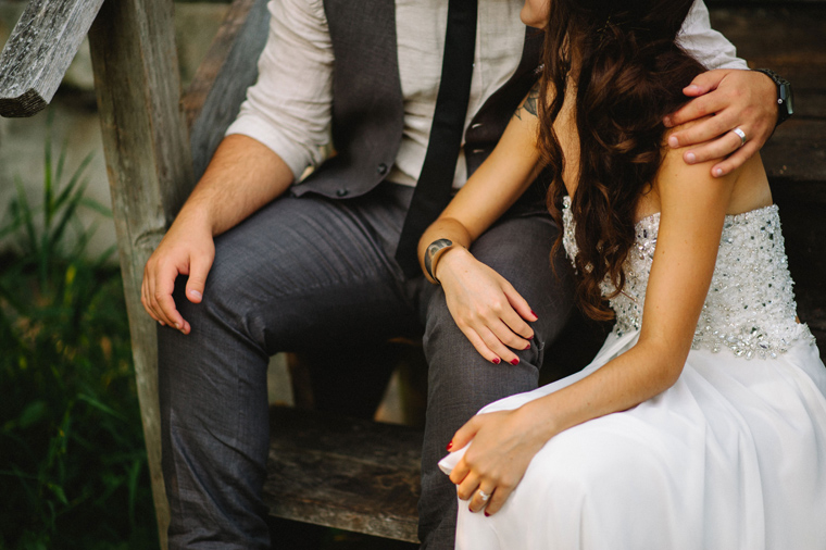 Burnaby Lake Wedding Pictures