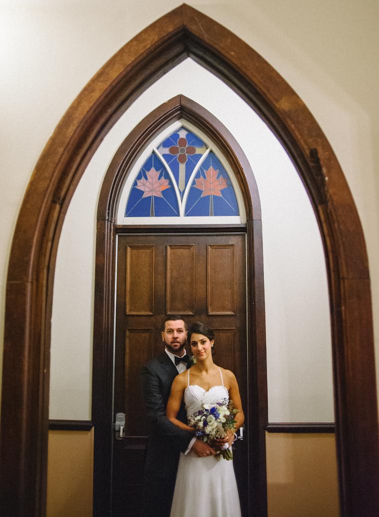Minoru Chapel Wedding-1