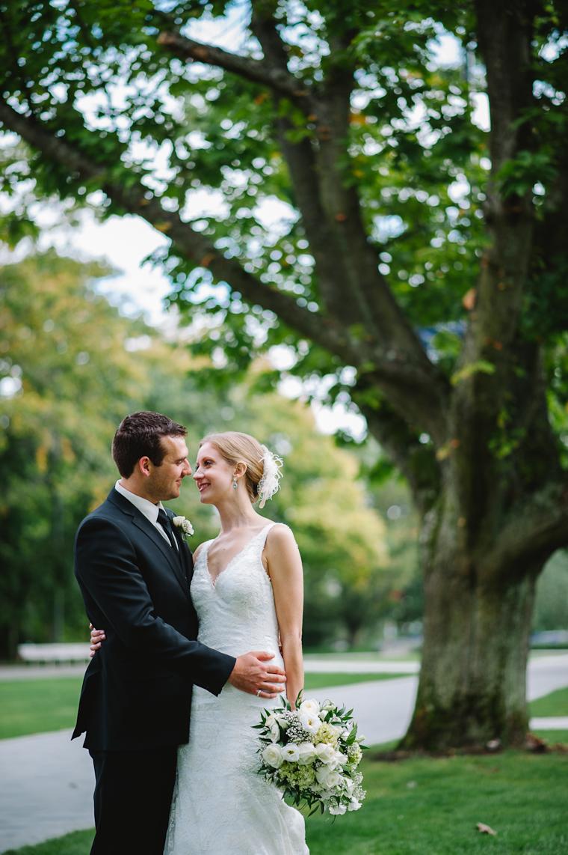 UBC Campus wedding