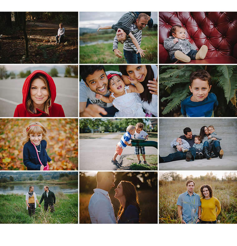short portrait sessions in vancouver 2014